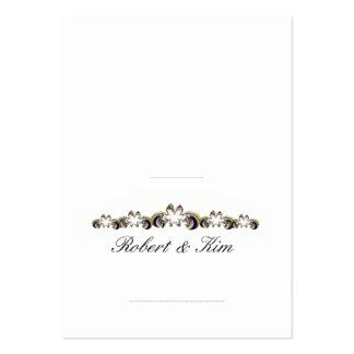Wedding Place Card 2 1/2 x 3 1/2 - Customized