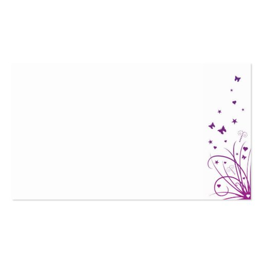 Name place card template wedding