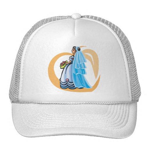 Wedding Plan 11 Mesh Hat