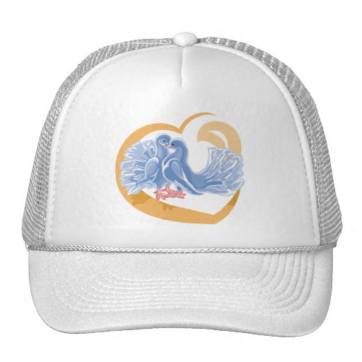 Wedding Plan 13 Mesh Hats