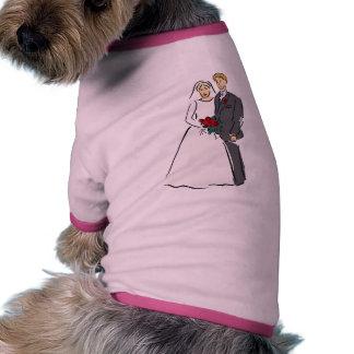 Wedding Plan 47 Doggie Tee Shirt