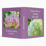 Wedding Plan Book Perfect Wedding Binder Floral