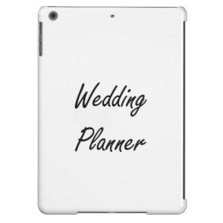 Wedding Planner Artistic Job Design iPad Air Cases