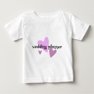 Wedding Planner Baby T-Shirt