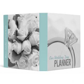 Wedding Planner Binder binder