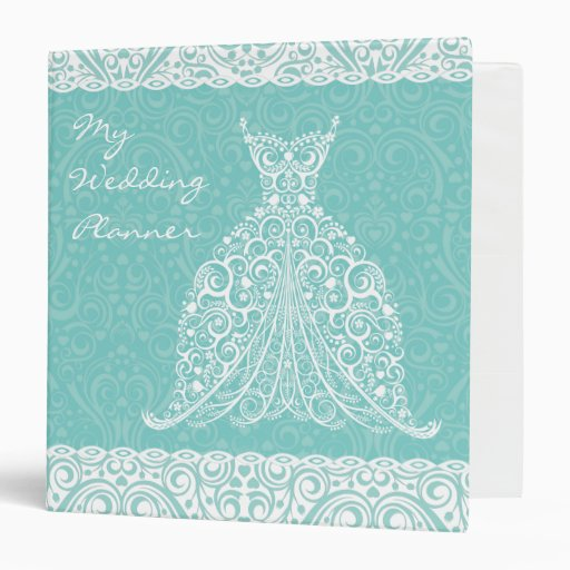 Wedding Planner Binder