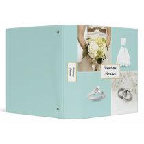 Wedding Planner Binder binders