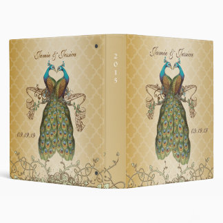 Wedding Planner Binder Vintage Love Birds