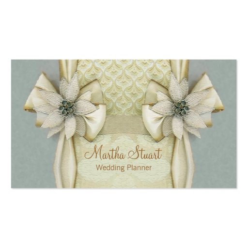 Wedding Planner ~ Business Card