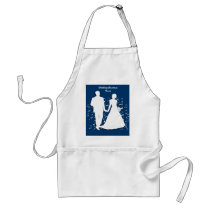 Wedding Planner Business Theme Collection Adult Apron