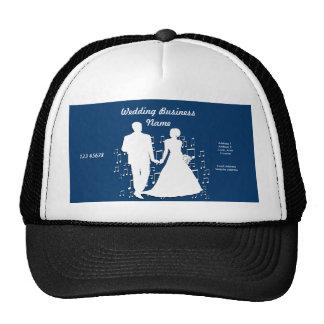 Wedding Planner Business Theme Collection Trucker Hat