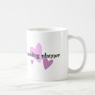 Wedding Planner Classic White Coffee Mug