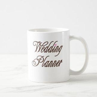 Wedding Planner Classy Browns Coffee Mug