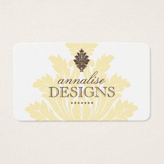 Wedding Planner &  Designer Business Cards