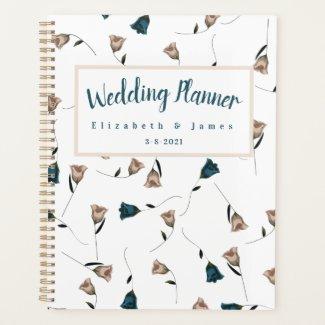 Wedding Planner, Garden Roses Planner
