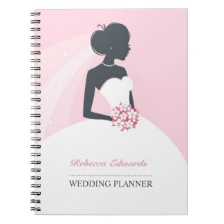 Wedding Planner Notebook