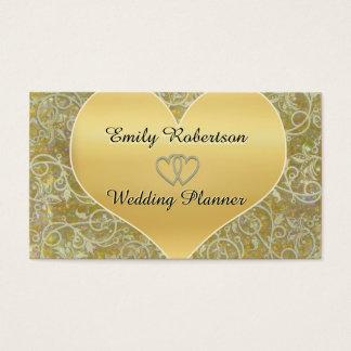 Wedding Planner, Photographer, etc. Business Card