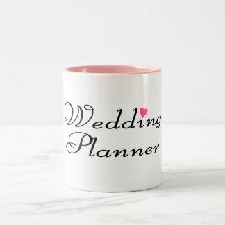Wedding Planner Two-Tone Coffee Mug