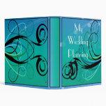 Wedding Planning Album 3 Ring Binders