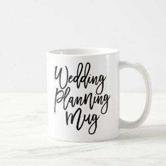 Wedding Planning Mug