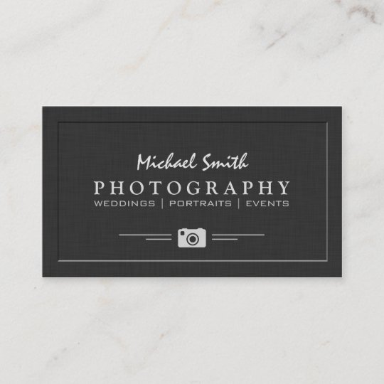 Wedding portrait photography elegant embossed look business card wedding portrait photography elegant embossed look business card colourmoves