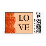 Wedding Postage - Heart Love