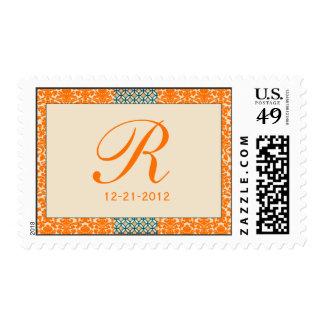 Wedding Postage Stamp