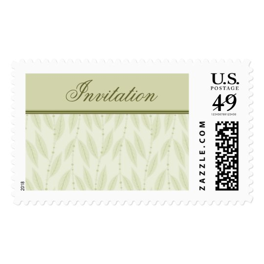 Wedding Postage Stamp
