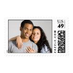 Wedding Postage Stamps Photo