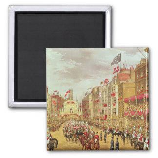 Wedding Procession of Edward, Prince of Wales Magnet