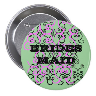 WEDDING PRODUCTS PINBACK BUTTONS