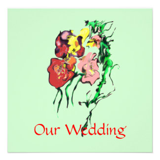 WEDDING PRODUCTS PERSONALIZED ANNOUNCEMENTS