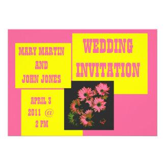 WEDDING PRODUCTS CUSTOM INVITE