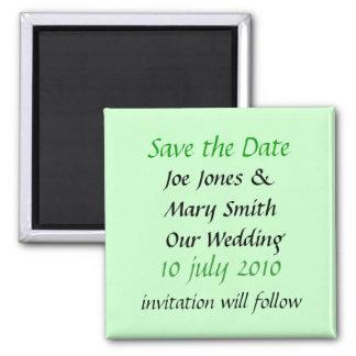 WEDDING PRODUCTS REFRIGERATOR MAGNET