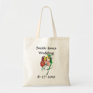 WEDDING PRODUCTS TOTE BAG