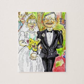 Wedding Jigsaw Puzzles