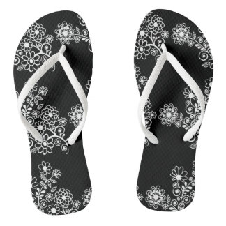 Wedding Reception Flip Flops   Customize Color
