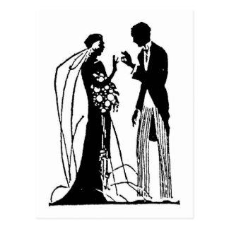 Wedding Reception Ideas 3 Postcard