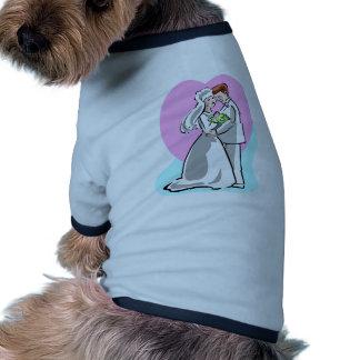 Wedding Reception Ideas 6 Pet T-shirt