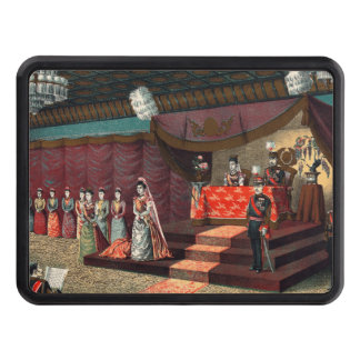 Wedding reception of Crown Prince Yoshihito Hitch Cover