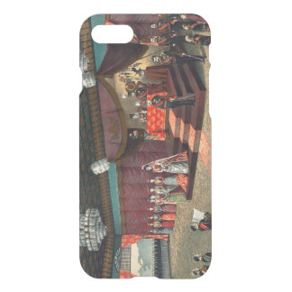 Wedding reception of Crown Prince Yoshihito iPhone 8/7 Case