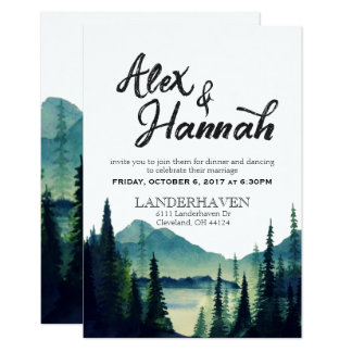 Reception Only Wedding Invitations Announcements Zazzle