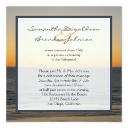 Wedding Reception Only Invitations ...