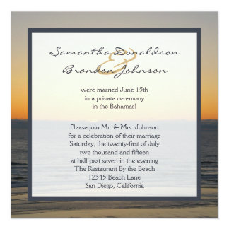 wedding reception only invitations - Wedding Reception Only Invitations