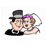 Wedding Receptions 29 Post Card