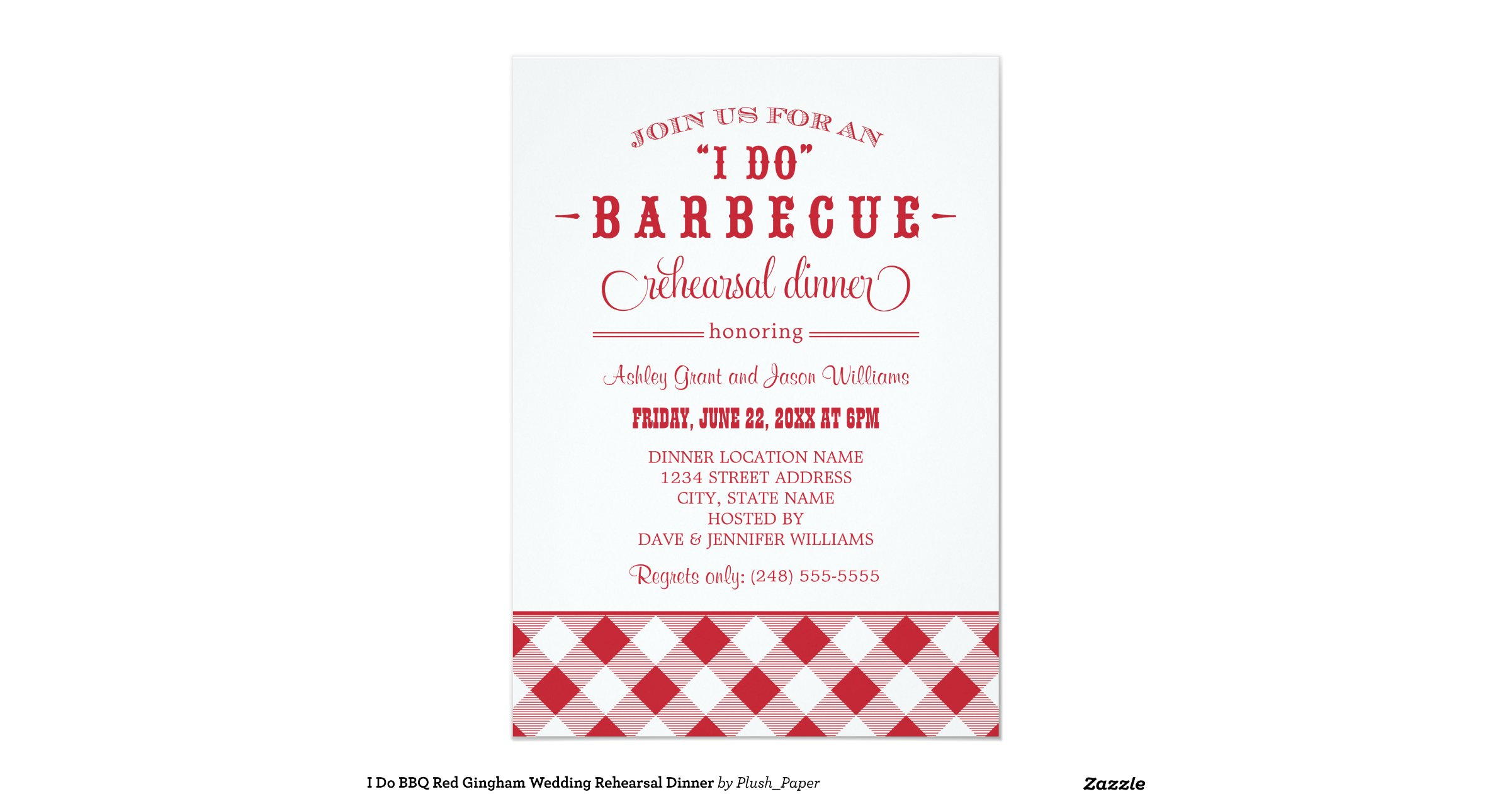 casual wedding rehearsal dinner invitations - 28 images - casual bbq ...