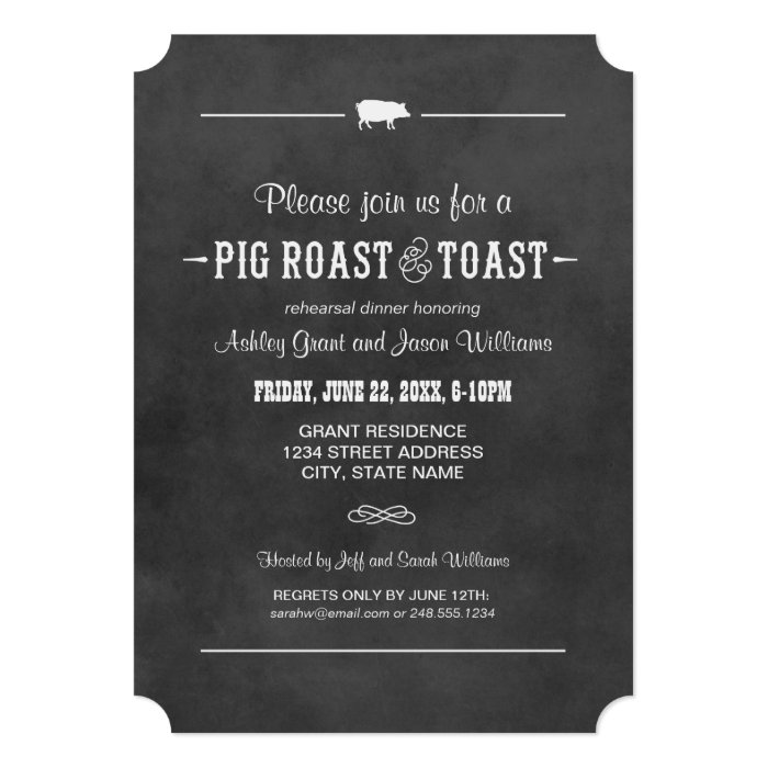Roast And Toast Invitations was Fresh Style To Make Fresh Invitations Template