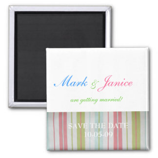 Wedding Reminder Magnet