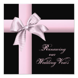 Wedding Renewal Invitation - Gift of Love
