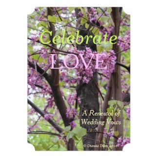 Wedding/Renewed Vows - Spring Invitation Personalized Invitation